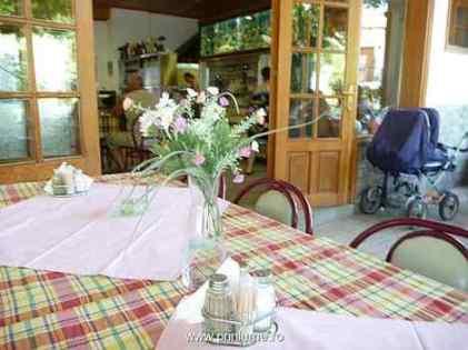 Panagia, restaurant