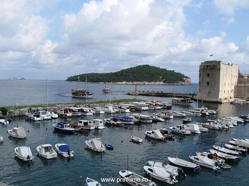 Dubrovnik : portul