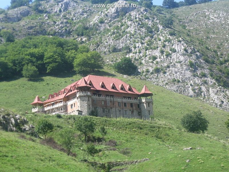 Pensiune pe locul vechiului Castel