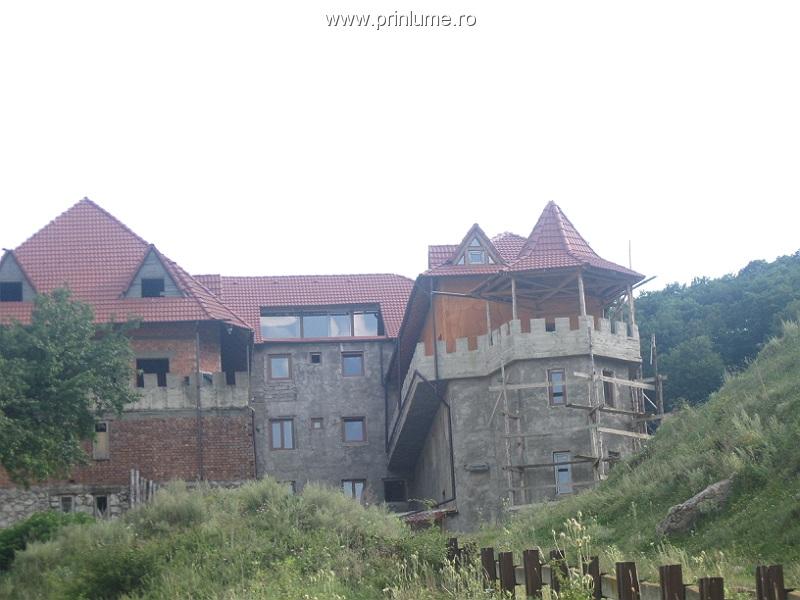 Cheile Valisoara- castel pensiune