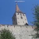 Cetatea Aiud - turnul bisericii
