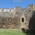 Cetatea Aiud - ziduri