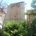 Cetatea Aiud - aparare