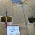Cetatea Aiud - intrarea principala