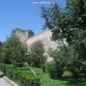 Cetatea Aiud - vedere laterala