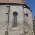 Cetatea Aiud - biserica