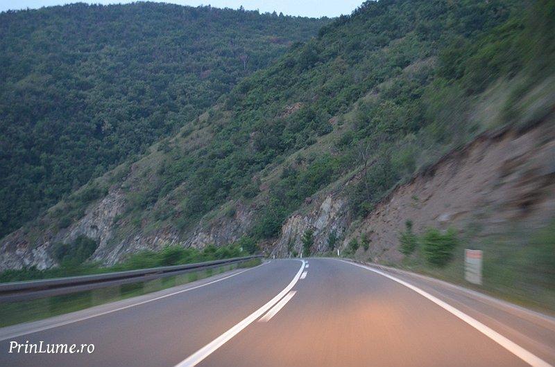 drumul Romania Muntenegru cu masina