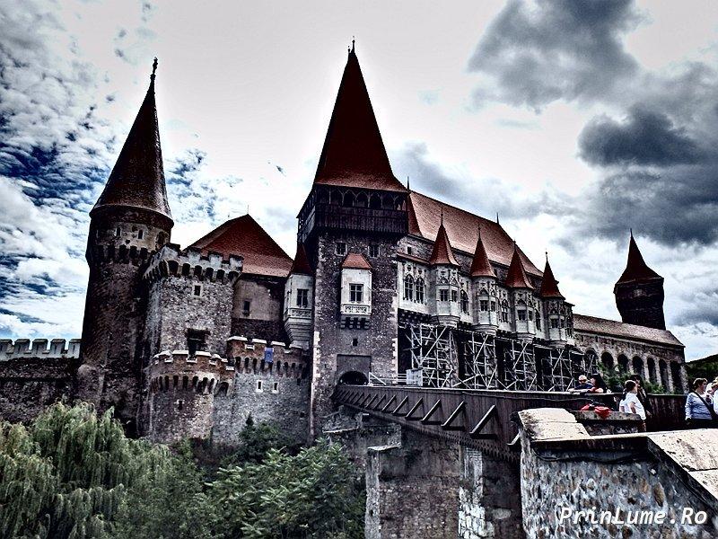 Castelul Corvinilor - Hunedoara