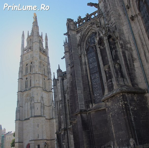 Bordeaux - catedrala St. Andre