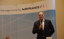Alexandru Dobrescu, country manager Air France-KLM Romania