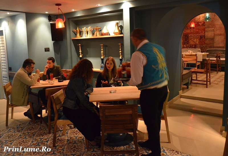 Divan - restaurantul din Centrul Vechi