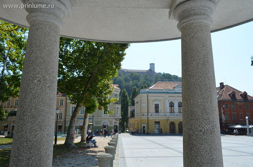 Ljubljana - piata Congresului