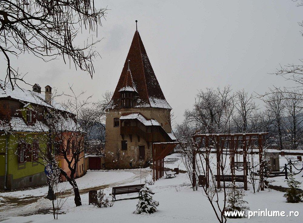 Sighișoara - Turnul Cizmarilor