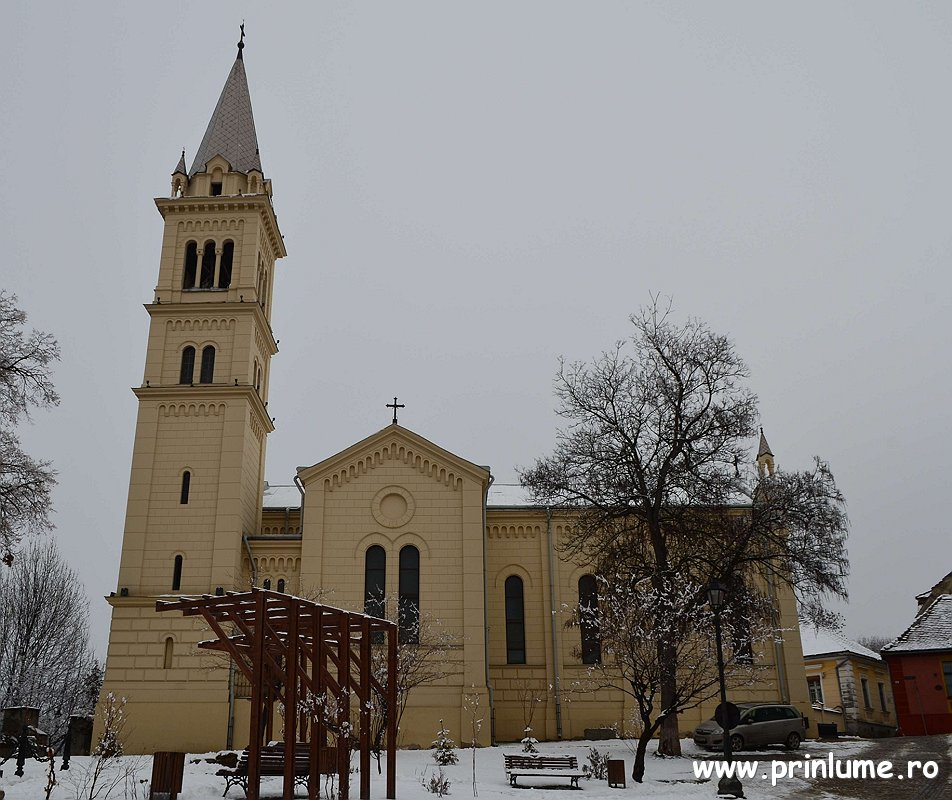 Sighisoara - catedrala romano-catolica
