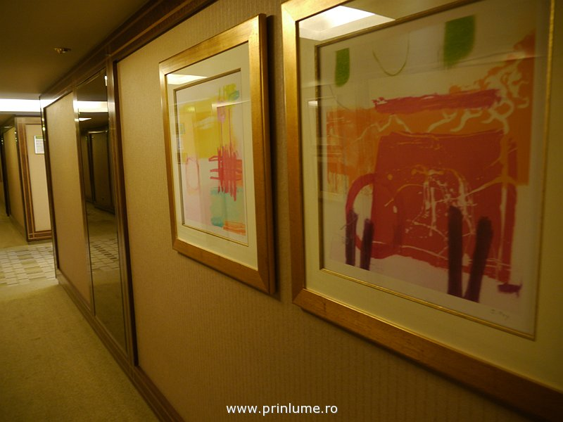 Hotel Intercontinental - decor