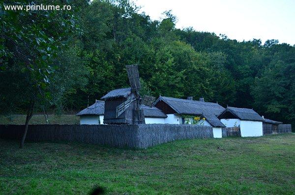 Muzeul Astra, Sibiu: gospodarie taraneasca