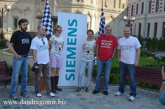 Siemens Amazing Race