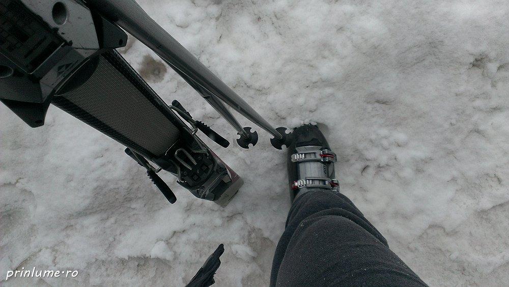 Predeal - la schi