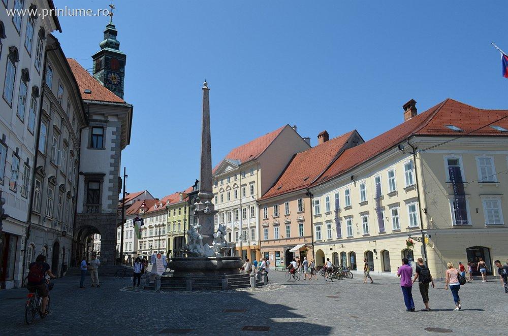 Ljubljana - Slovenia - centru