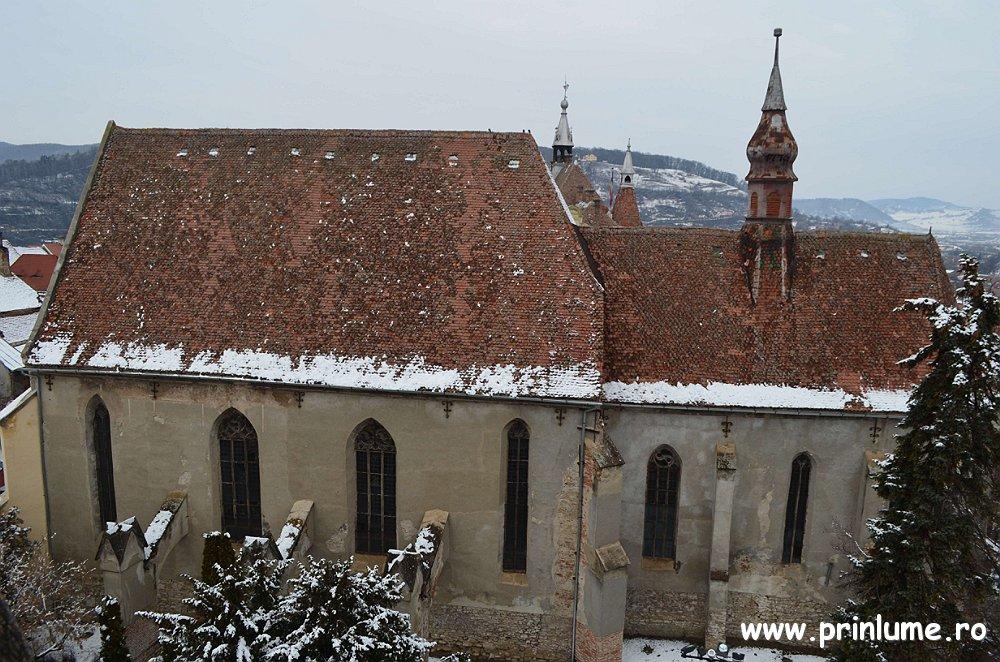 Biserica dominicana - Sighisoara