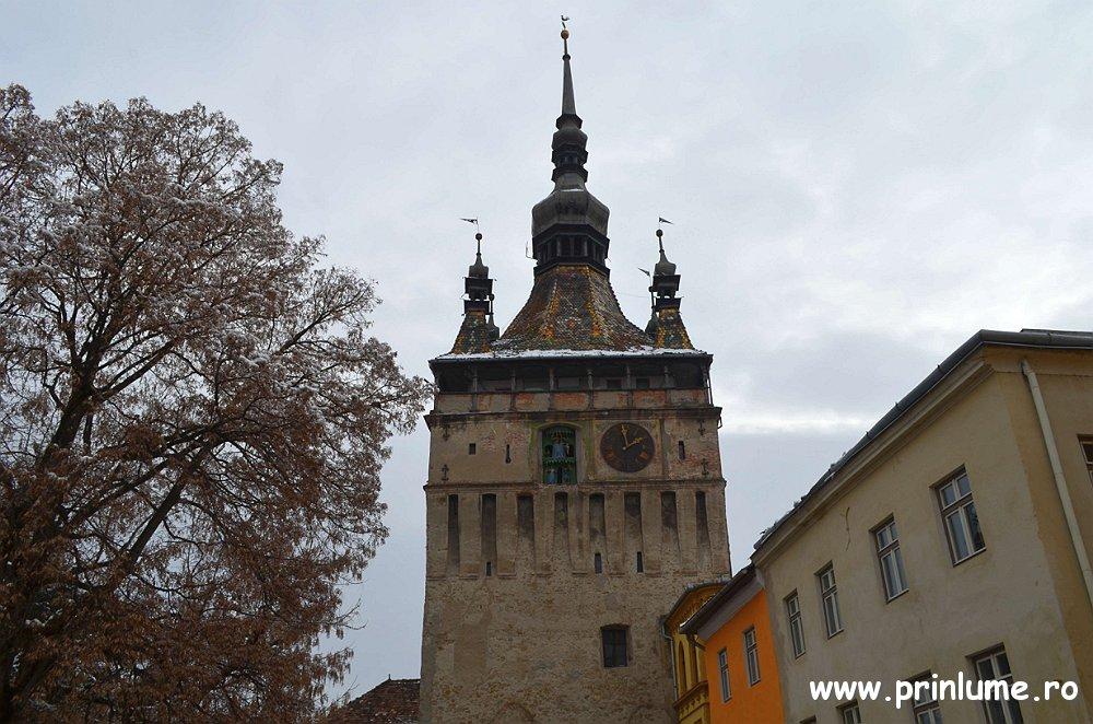 Turnul cu Ceas - Sighisoara