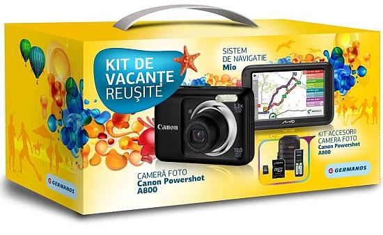 Vacanta - camera foto + GPS