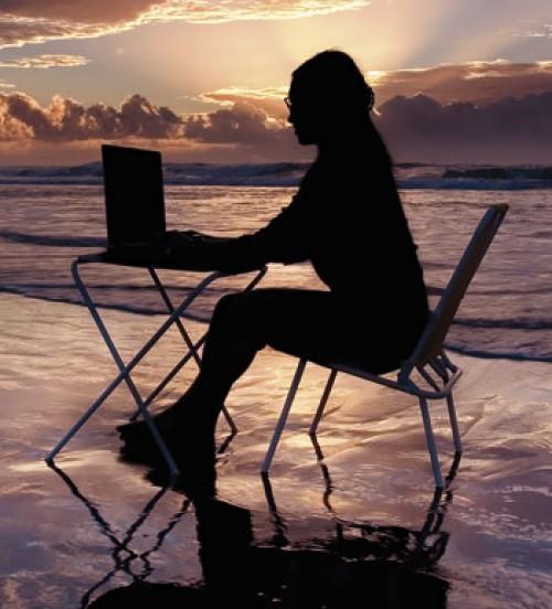 WiFi gratuit la plaja