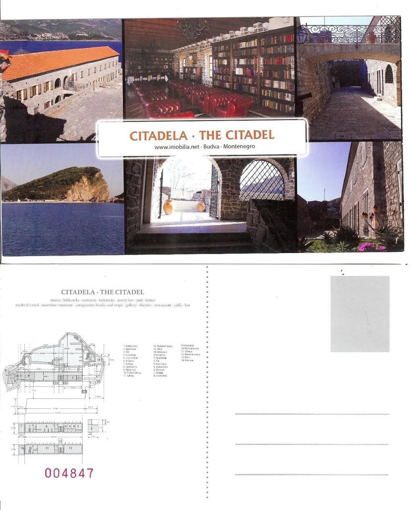Budva Citadela